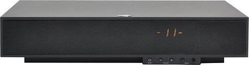 Zvox - Z-Base 220 Soundbar System - Black