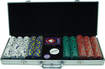 Trademark Games - 500-piece 13-gram Poker Chip Set - Red