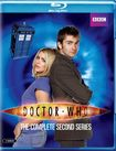 Doctor Who: The Complete Second Series [blu-ray] [3 Discs] 5404005