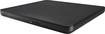 LG - Ultra Slim 8x Max. DVD Write Speed External USB DVD±RW/CD-RW Drive - Black