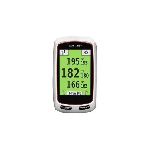 Garmin - Approach 2.6 GPS - White, Red, Black