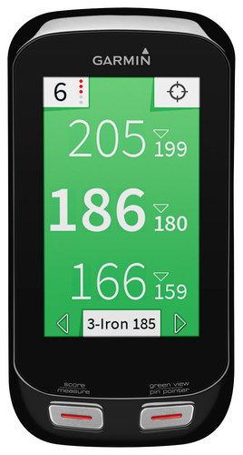 Garmin - Approach G8 3 Golf GPS - Black