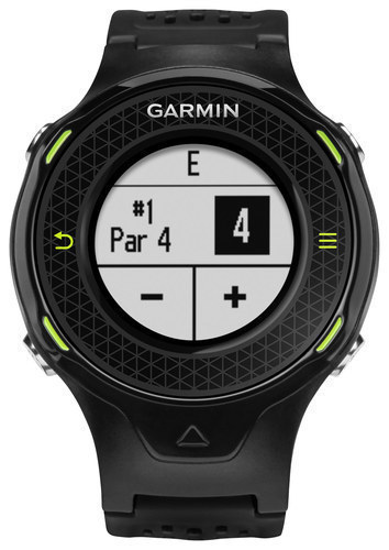 Garmin - Approach S4 GPS Golf Watch - Black