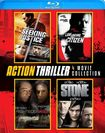 Action Thriller 4 Movie Collection [4 Discs] [blu-ray] 5408782