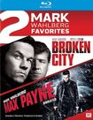 Broken City/max Payne [2 Discs] [blu-ray] 5408837