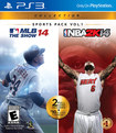 PlayStation Sports Pack Vol. 1 - MLB 14: The Show/NBA 2K14 - PlayStation 3