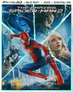 The Amazing Spider-man 2 [includes Digital Copy] [ultraviolet] [3d] [blu-ray/dvd] 5413019
