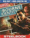 The Bourne Identity [2 Discs] [includes Digital Copy] [ultraviolet] [steelbook] [blu-ray/dvd] 5419022