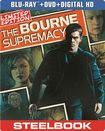 The Bourne Supremacy [2 Discs] [includes Digital Copy] [ultraviolet] [steelbook] [blu-ray/dvd] 5419137