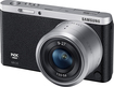 Samsung - NX Mini Mirrorless Camera with 9-27mm Lens - Black
