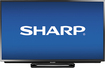 "Sharp - 32"" Class (31-1/2"" Diag.) - LED - 1080p - HDTV - Black"