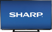 "Sharp - 50"" Class (49-1/2"" Diag.) - LED - 1080p - HDTV - Black"