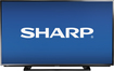 "Sharp - 42"" Class (42"" Diag.) - LED - 1080p - HDTV - Black"