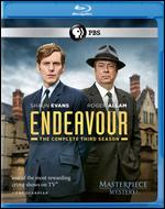 Endeavour: Complete Third Season (Blu-ray Disc)