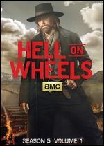 Hell On Wheels - Season 5 - 1 (dvd) (2 Disc) 5420307