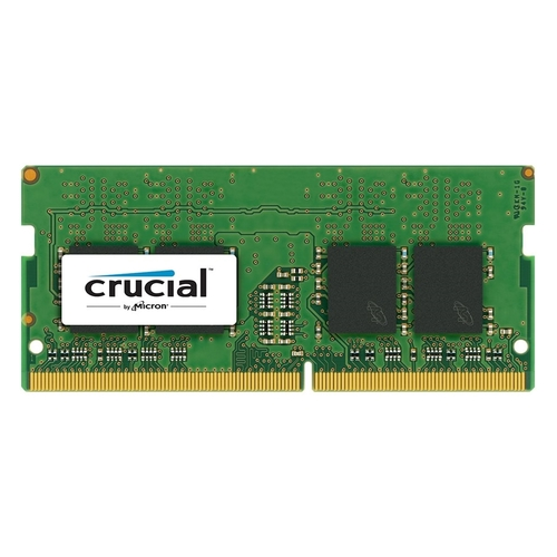 Crucial - 8GB 2.133GHz PC4-17000 DDR4 SO-Dimm Unbuffered Non-ECC Laptop Memory