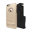 Seidio - Surface Combo Case For Apple Iphone 6 Plus And 6s Plus - Black\/gold