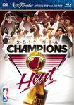 Nba: 2012 Nba Champions - Heat [2 Discs] [dvd/blu-ray] 5421959