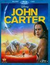 John Carter [2 Discs] [blu-ray/dvd] 5422066