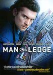 Man On A Ledge (dvd) 5422533
