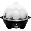 Elite Cuisine - 7-egg Automatic Egg Cooker - Black 5427900