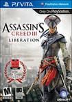 Assassin's Creed 3: Liberation - PS Vita