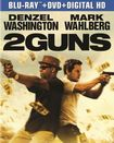 2 Guns [2 Discs] [includes Digital Copy] [ultraviolet] [blu-ray/dvd] [fandango Movie Cash] 5432153