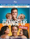 The Change-up [includes Digital Copy] [ultraviolet] [blu-ray] [fandango Movie Cash] 5432277