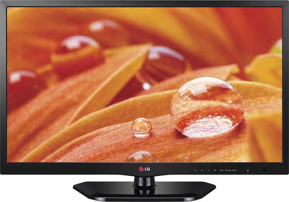 """LG - LB4510 Series - 29"""" Class (29"""" Diag.) - LED - 720p - HDTV - Black"""