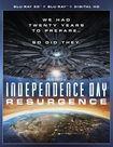 Independence Day: Resurgence [3d] [blu-ray] 5440002