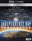 Independence Day: Resurgence [4k Ultra Hd Blu-ray/blu-ray] 5440107