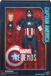 Hasbro - Marvel Legends 12-inch Captain America - Multi 5441002