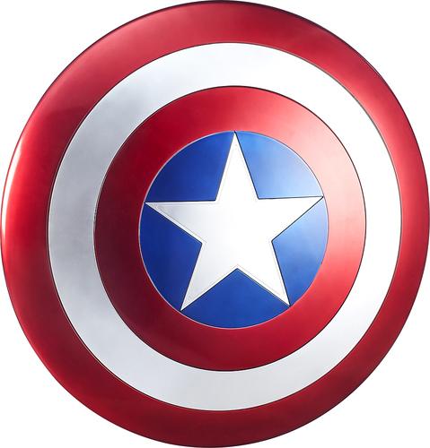 Hasbro - Marvel Legends Captain America Shield - Multi