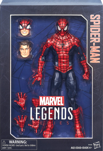Hasbro - Marvel Legends 12-inch Spider-Man - Multi