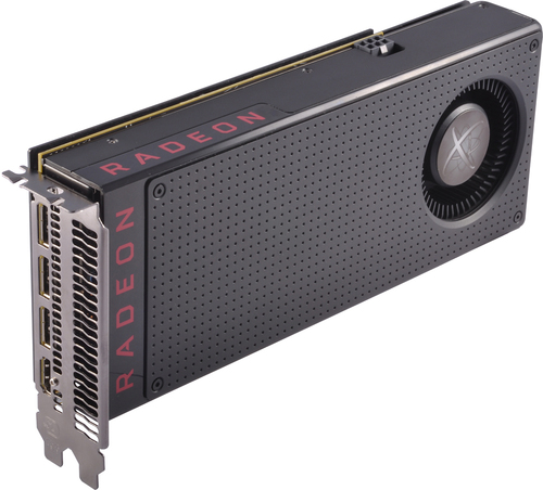 XFX - Core Edition Radeon RX 480 4GB DDR5 PCI Express 3.0 Graphics Card