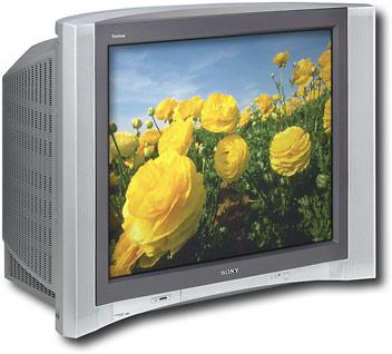 """36"""" WEGA Flat-Tube HDTV..."""