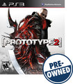 Prototype 2 — PRE-OWNED - PlayStation 3