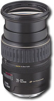 Canon - EF 28–135mm f/3.5–5.6 IS USM Standard Zoom Lens - Black
