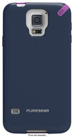 Puregear - Slim Shell Case For Samsung Galaxy S 5 Cell Phone