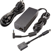 HP - 90W Smart AC Adapter for Select HP Laptops - Black