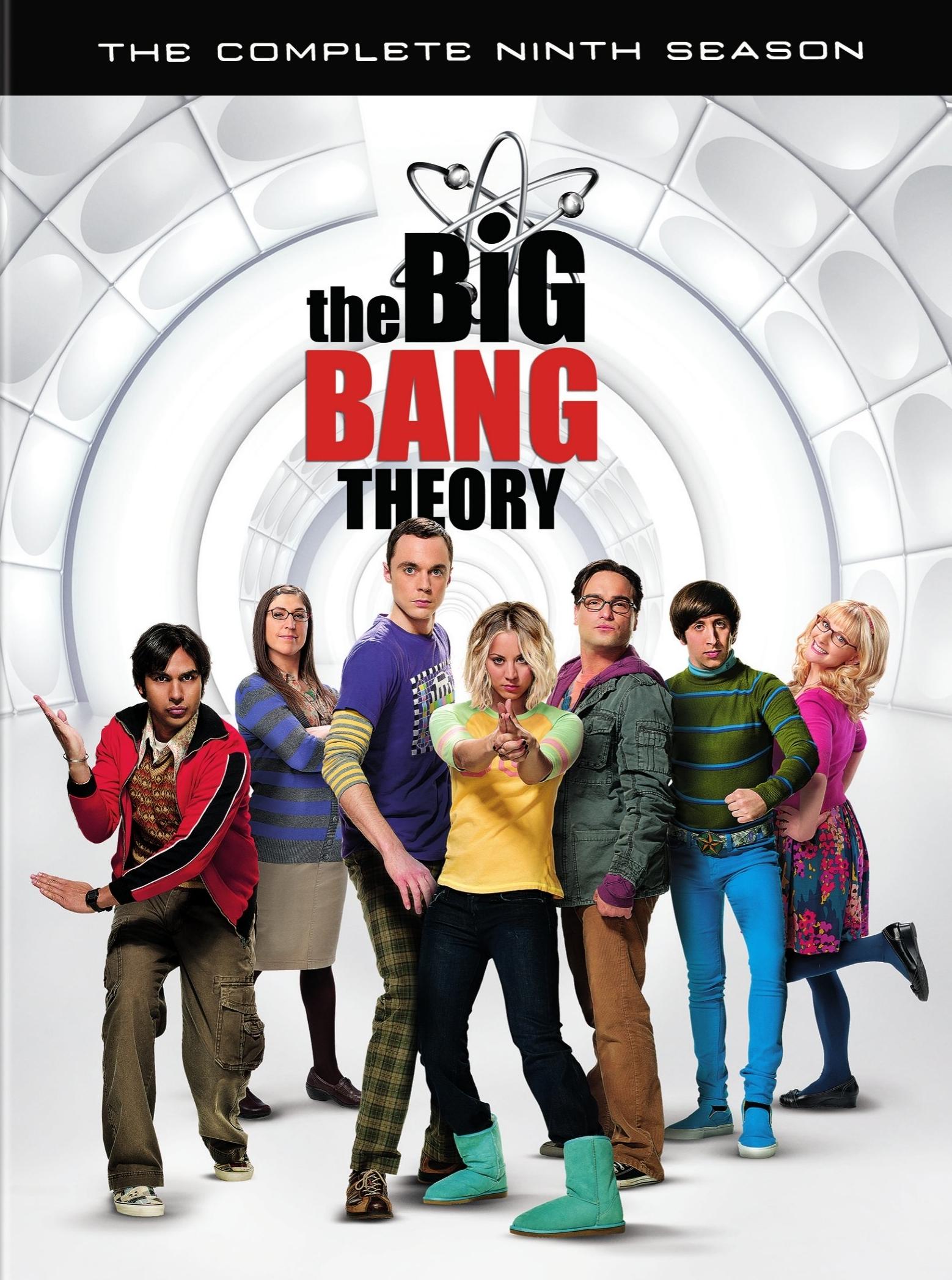 The Big Bang Theory: The Complete Ninth Season [3 Discs] (dvd) 5462116