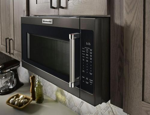 KitchenAid   2.0 Cu. Ft. Over The Range Microwave With Sensor Cooking