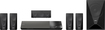 Sony - 1000W 5.1-Ch. 3D / Smart Blu-ray Home Theater System - Black