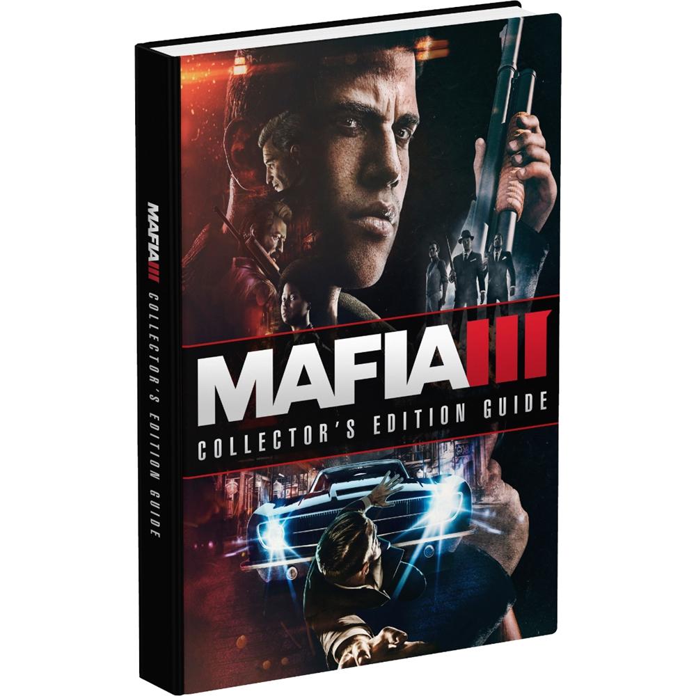 Prima Games - Mafia Iii Collector's Edition Game Guide 5465100