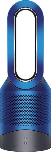 Dyson - Pure Hot + Cool Link Electric Bladeless Fan Heater - Blue