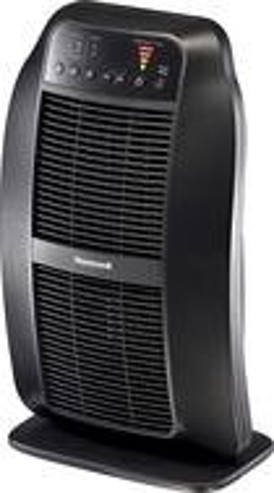 Honeywell - Electric Heater - Black