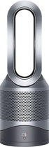 Dyson - Pure Hot + Cool Link Air Purifier - Gray