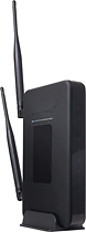 Amped Wireless - High Power Wireless-N 600mW Gigabit Dual Band Repeater and Range Extender