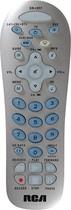 RCA - 4-Device Universal Remote - Silver