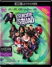 Suicide Squad [4k Ultra Hd Blu-ray/blu-ray] 5472100